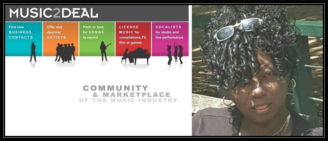 Music2Deal Ambassador Yvonne Wilcox