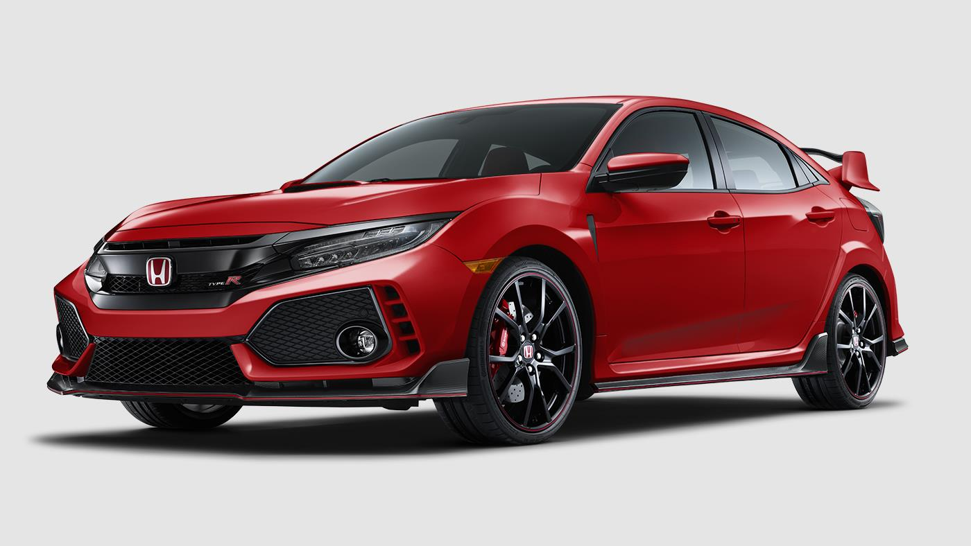 New 2017 Honda Civic Type R Coming to Brandon Honda!