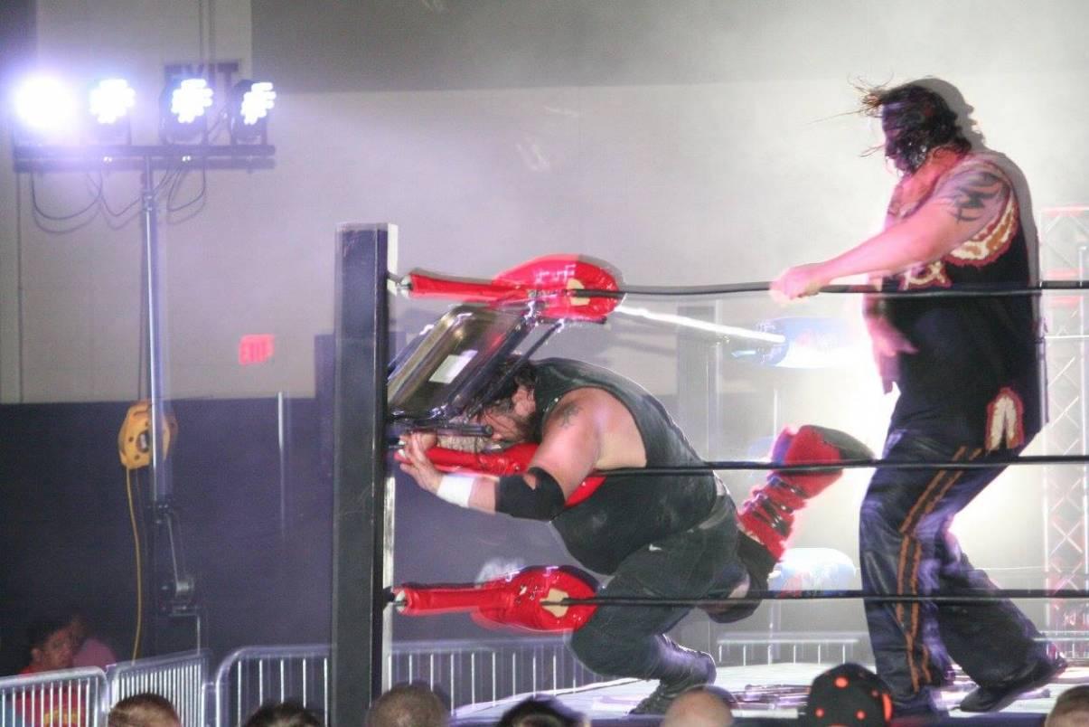Zane Dawson vs Abyss