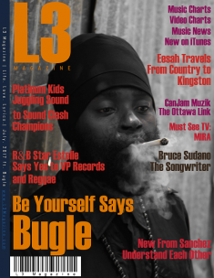 L3 Magazine - 2017 - July ft. Bugle (Small)