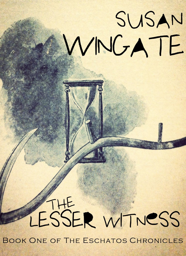 06282017 - THE LESSER WITNESS - Book Cover Mock-up