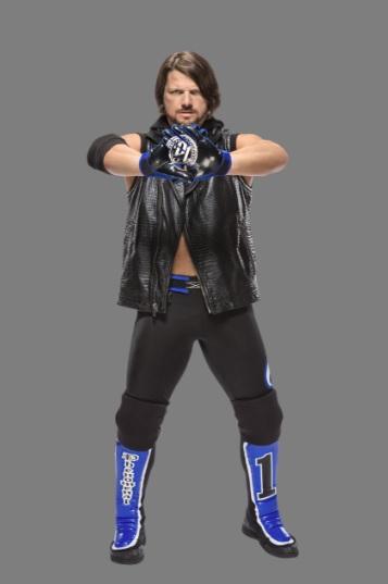 WWE® Superstar AJ Styles™