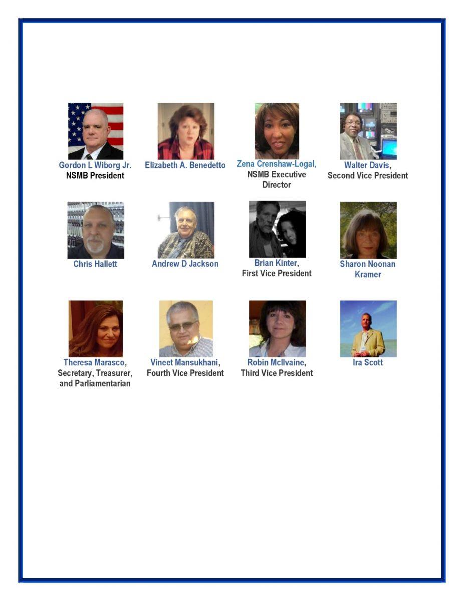 Founding NSMB Members