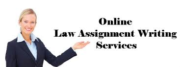 Law assignment writing service australia