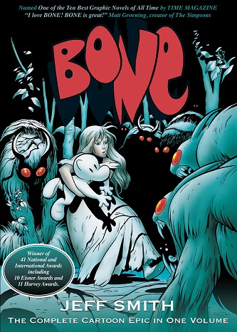 BONE One Volume Cover