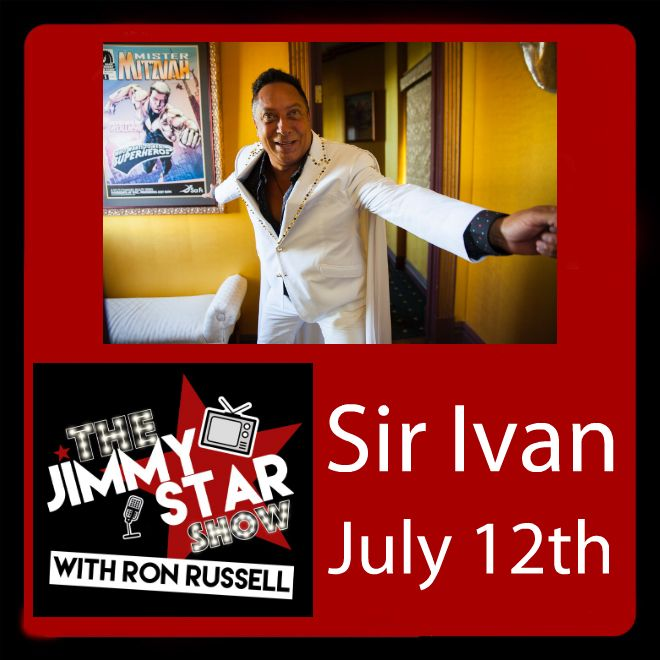 Sir Ivan On The Jimmy Star Show With Ron Russell