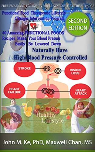 stroke survivor's high blood pressure naturally controlled