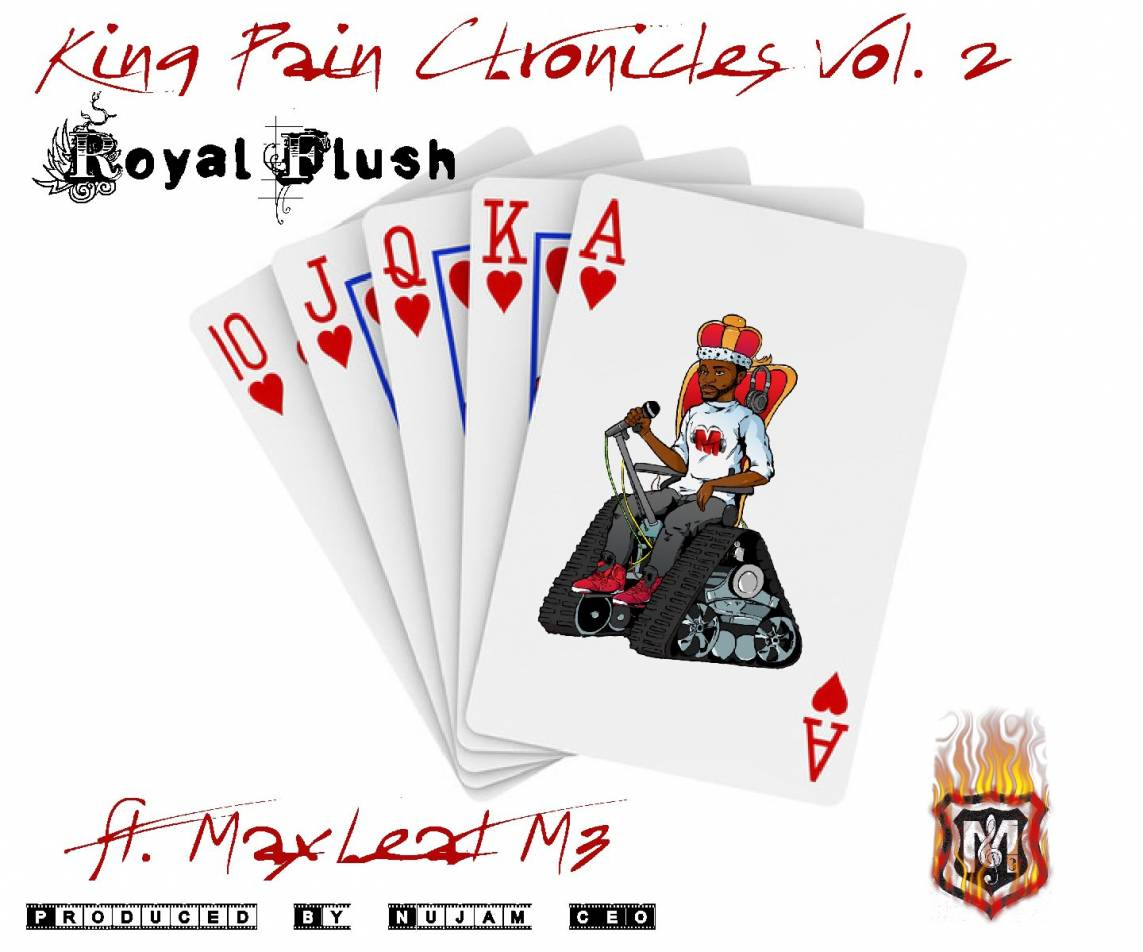 King Pain Vol. 2 Royal Flush