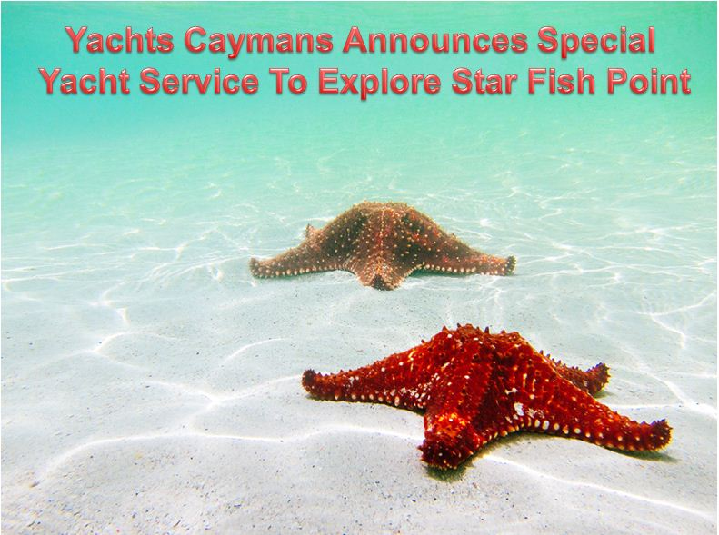 Yachts Caymans Announces Special Yacht Service To