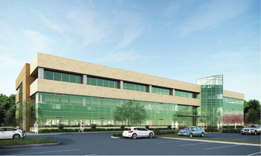 Escondido Medical Office Development 1, L.P. developed by JRMC Real Estate