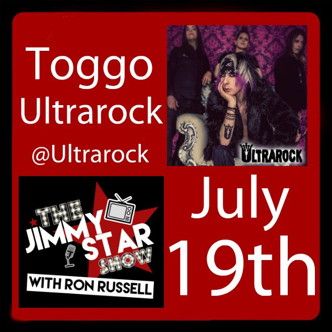 Toggo Ultrarock On The Jimmy Star Show With Ron Russell