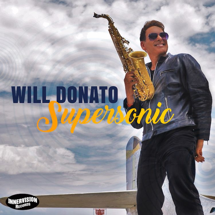 "Will Donato ""Supersonic"""
