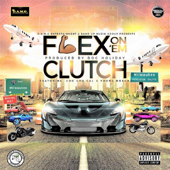 Clutch Promo Cover