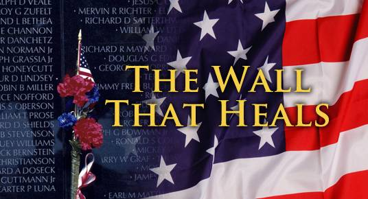 THE WALL THAT HEALS COMES TO SPOKANE VALLEY AUGUST 24-27, 2017