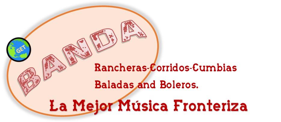 Initial GET-BANDA mock up logo