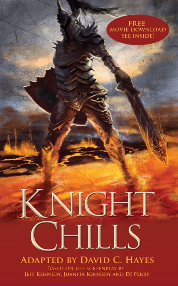 KNIGHT CHILLS book cover