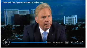 Brian Chase Featured on CNN Discussing Ford Carbon Dangers