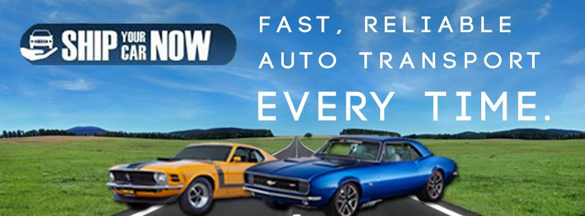Ship Your Car Now: fast, reliable auto transport