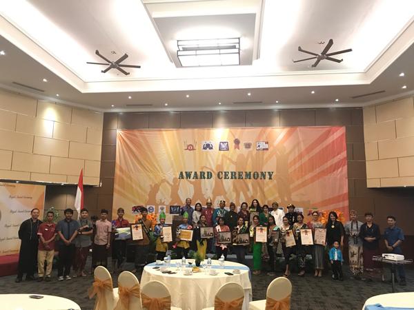 Awards Ceremony World Humanitarian Awards 2017
