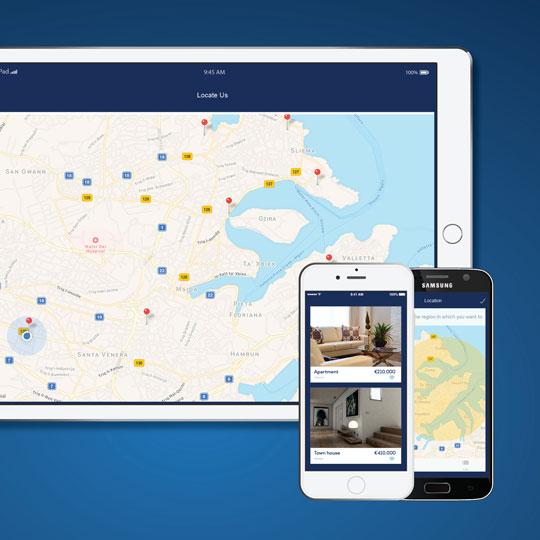 Dhalia mobile app