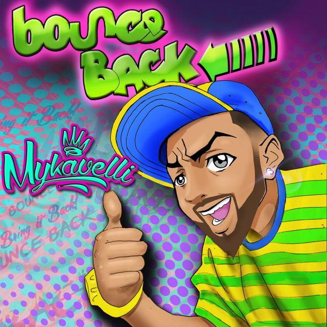"Debut Single ""BOUNCE BACK"""