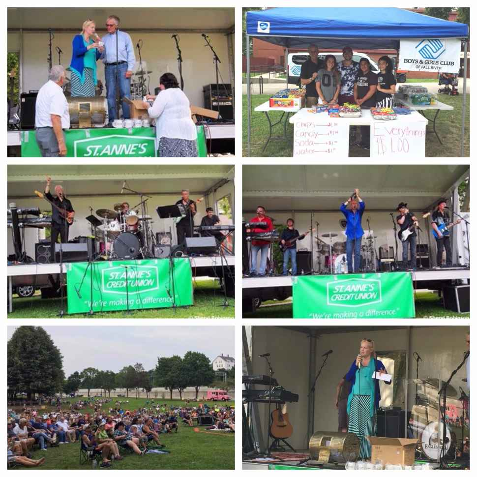 Summer Music Concert 2017: St. Anne's Credit Union Sponsors 23rd Annual Free Summer