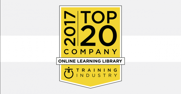 Training Industry Top 20 Online Learning Library