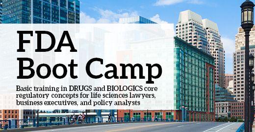 FDA Boot Camp – Boston Edition