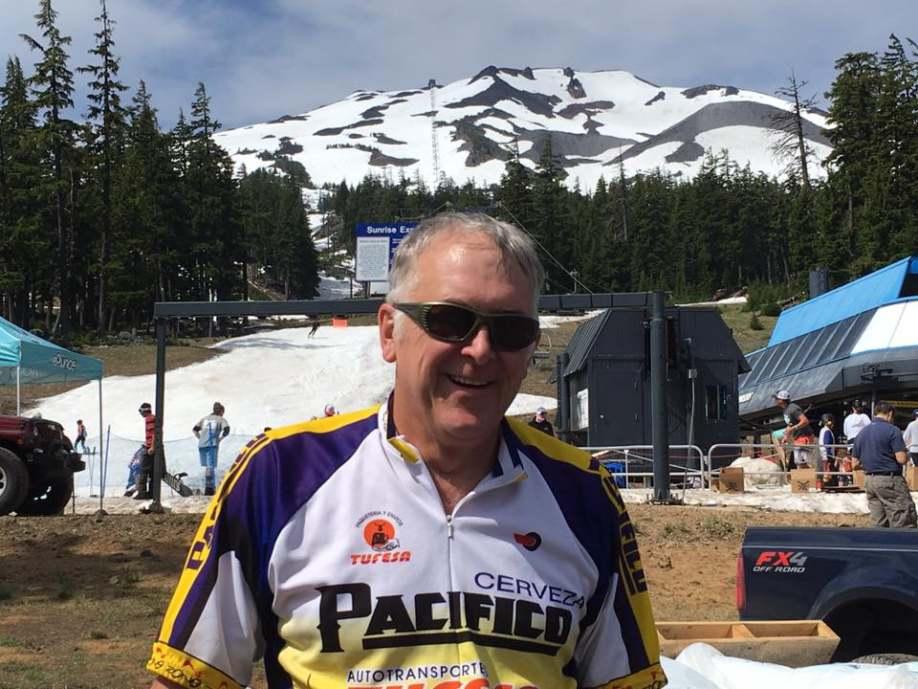 Bill Fores at Tour De Chutes