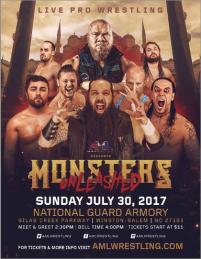 AML Wrestling Winston Salem, NC