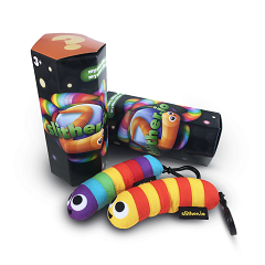 Slither Io Plush And Collectibles Hit Retail Hot On The