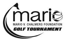 Mario V Chalmers Foundation 9th Annual Golf Tournament