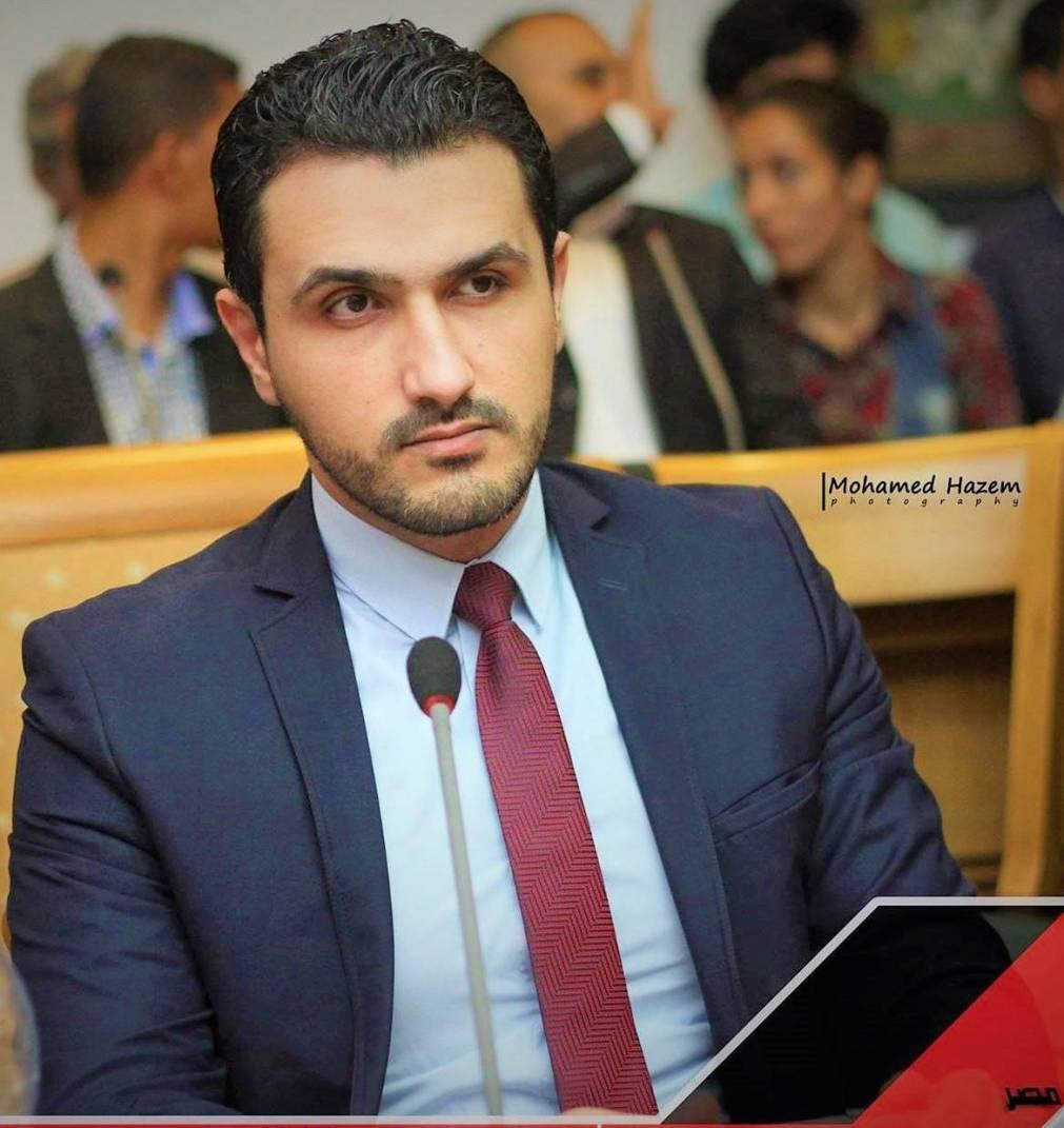 Film Director & Media consultant Mohamed Roshdy