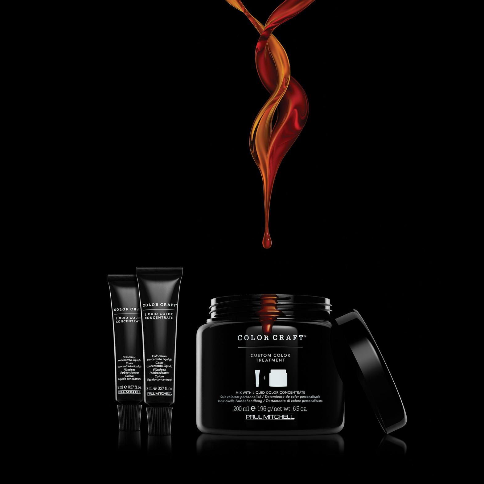 Paul Mitchell's Color Craft Conditioning Treatment
