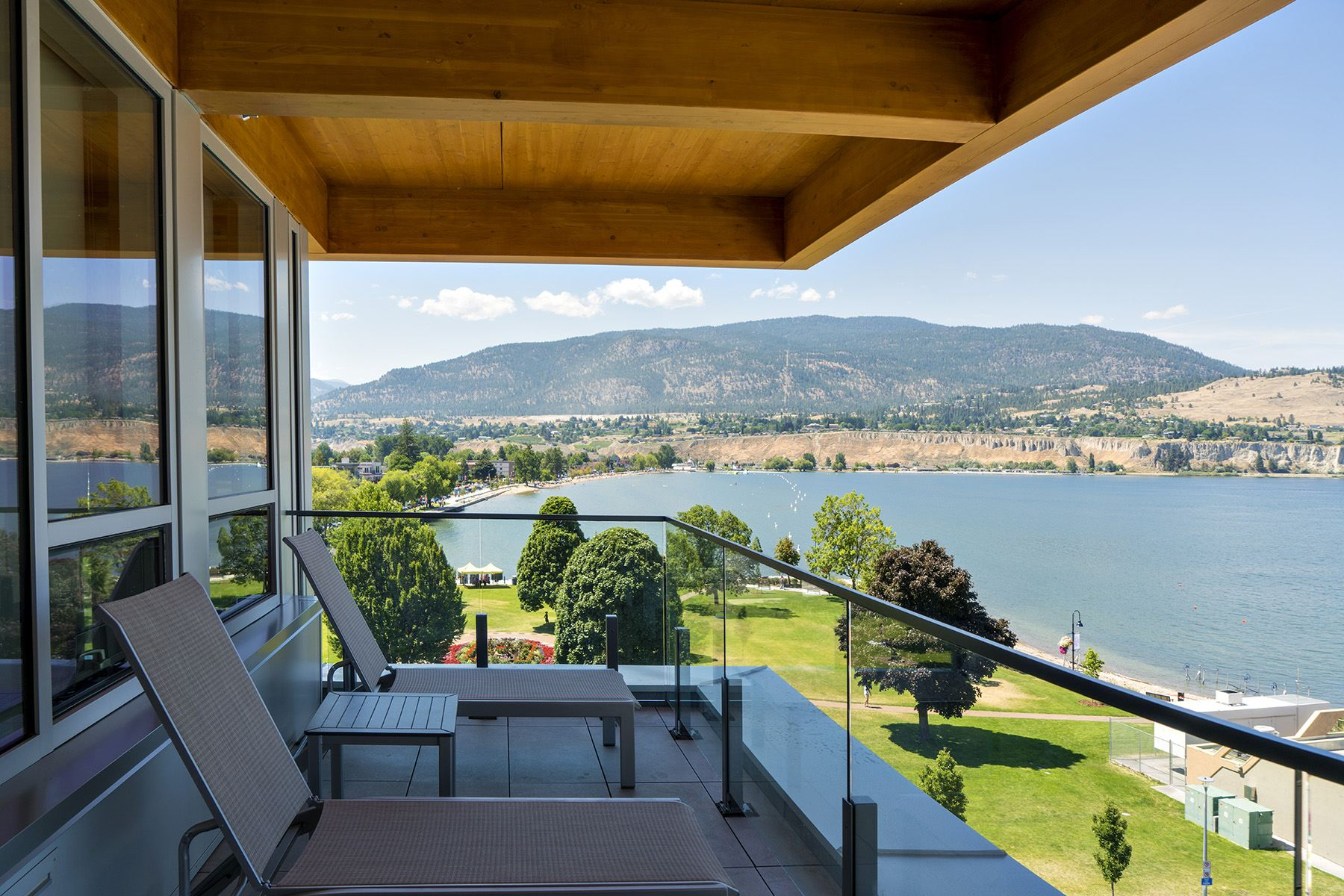 Penticton Lakeside Resort