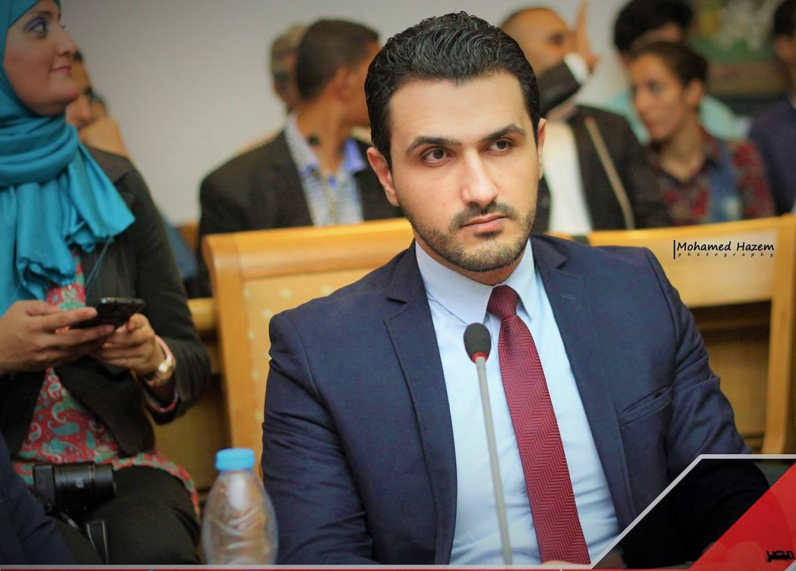 Mohamed Roshdy Film director & Media Consultant