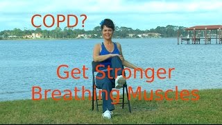 COPD? Get Stronger Breathing Muscles with this COPD DVD