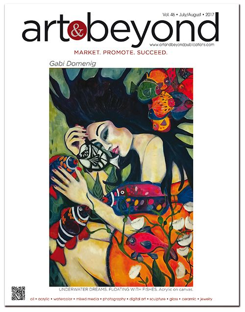 Art & Beyond July/August 2017 Cover