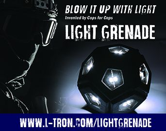 Win the Light Grenade on Officer.com!
