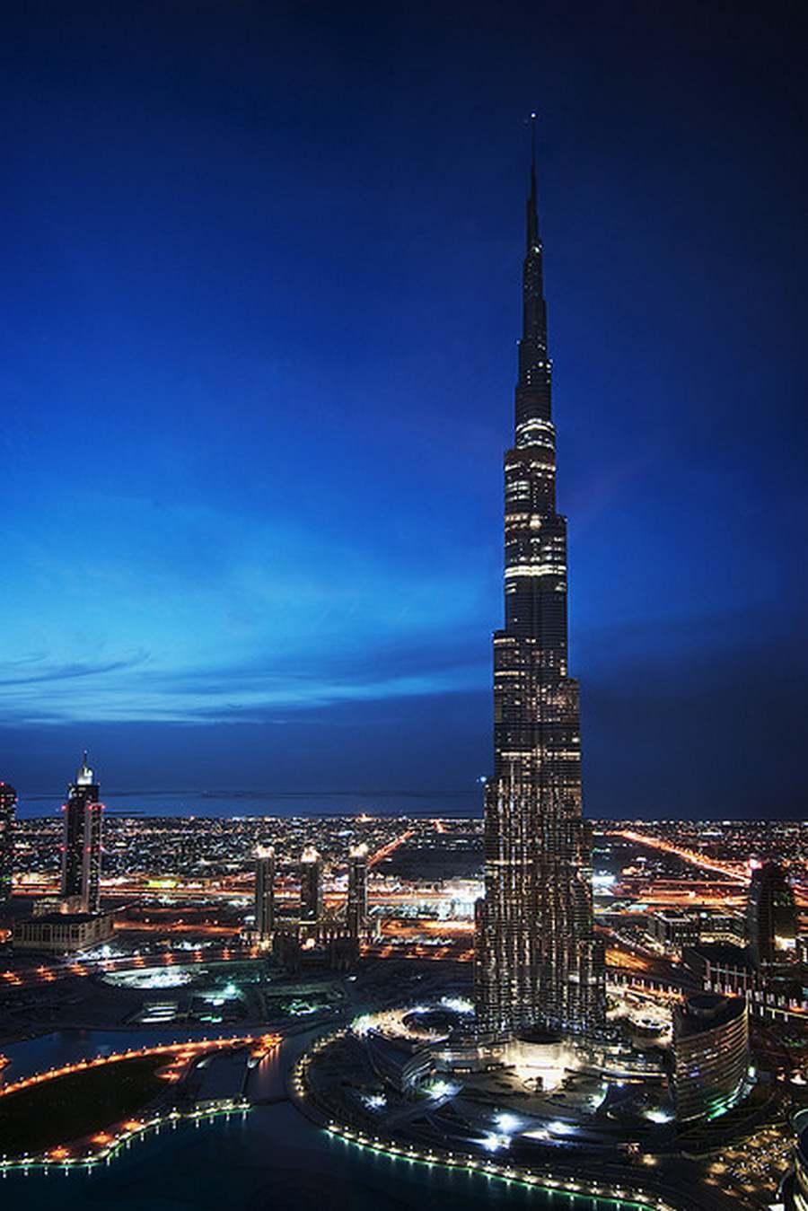 Booming Dubai Economy