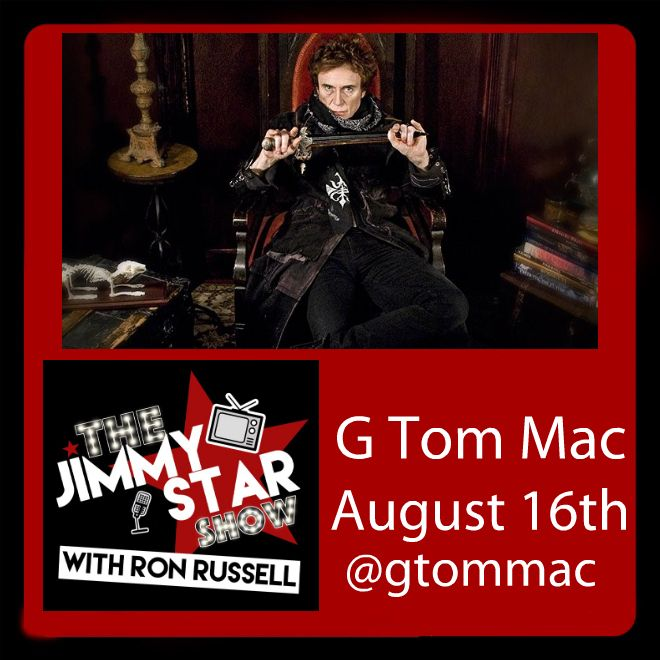 G Tom Mac On The Jimmy Star Show With Ron Russell