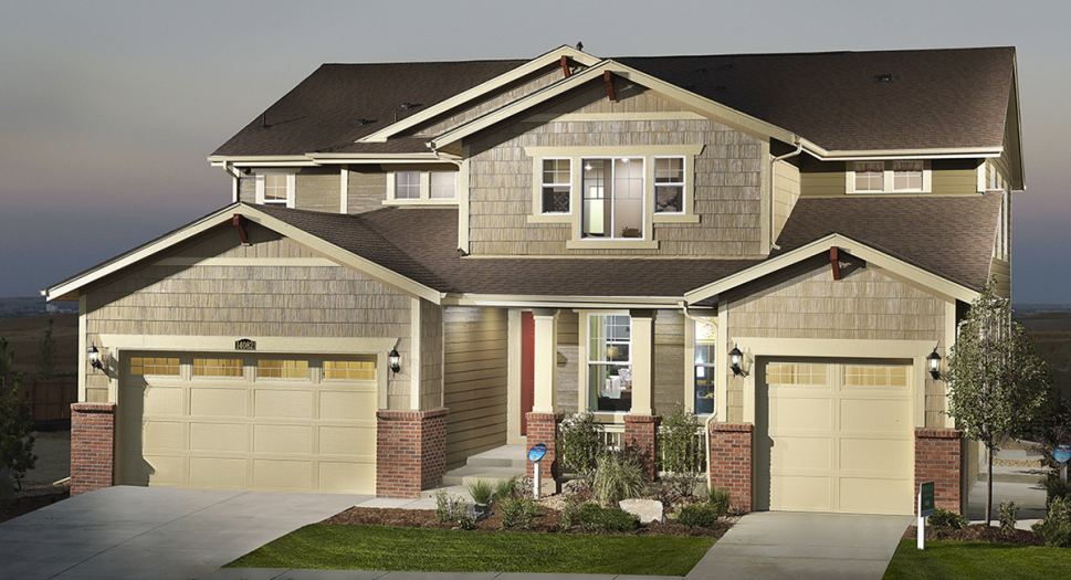 Lennar builds all over the Greater Denver market and has a perfect home for you.