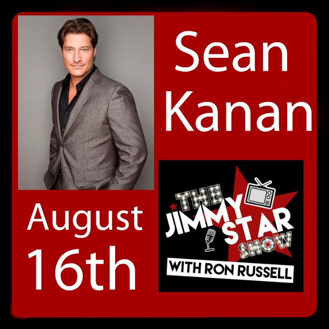 Sean Kanan On The Jimmy Star Show With Ron Russell