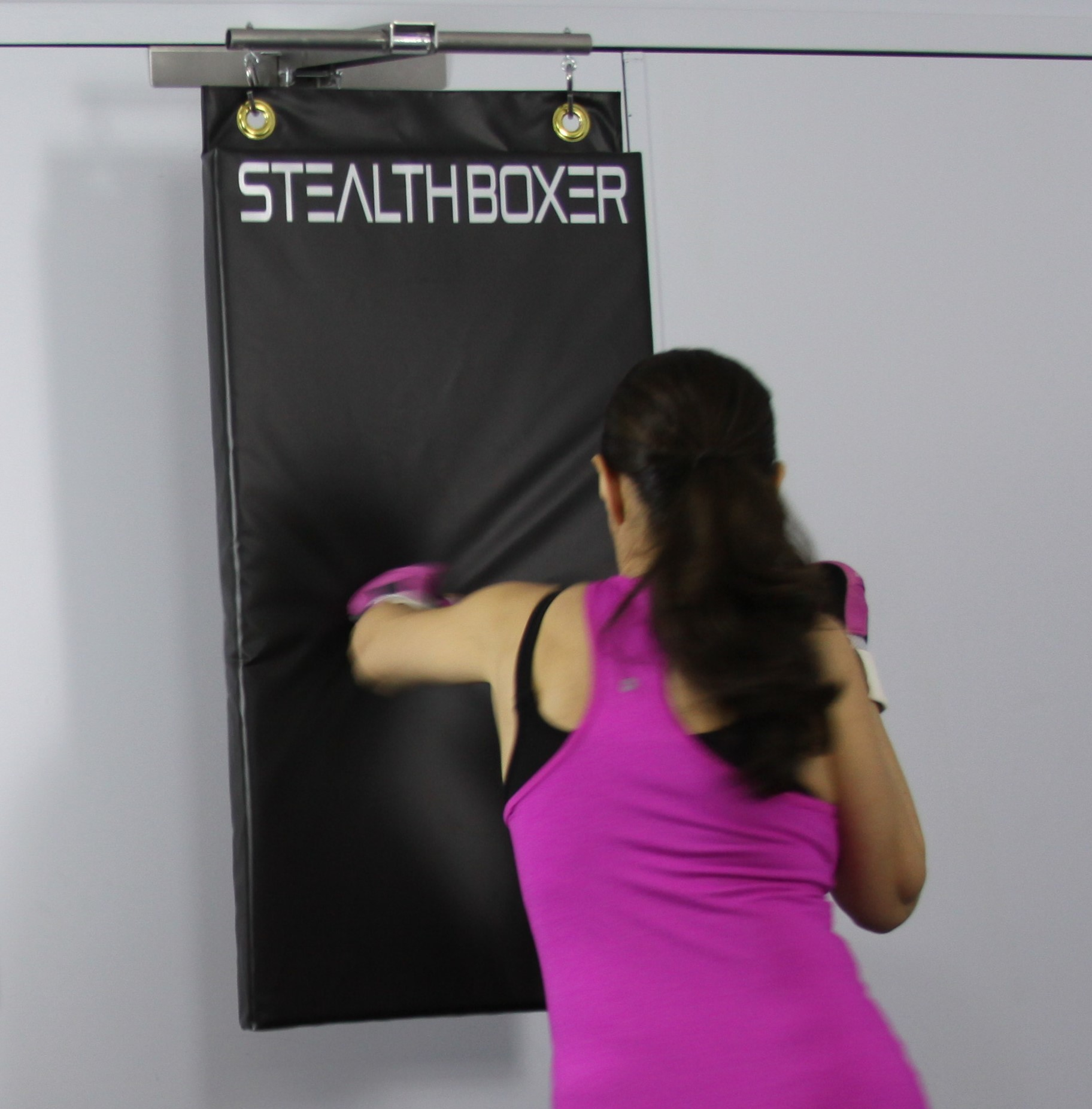 Stealthboxer Allows Training In Privacy Of Your Own Home