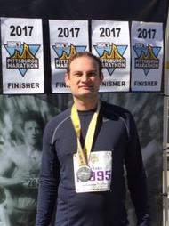 Pittsburgh Marathon - James Zerfoss