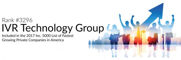 IVR Technology Group Rank #3296
