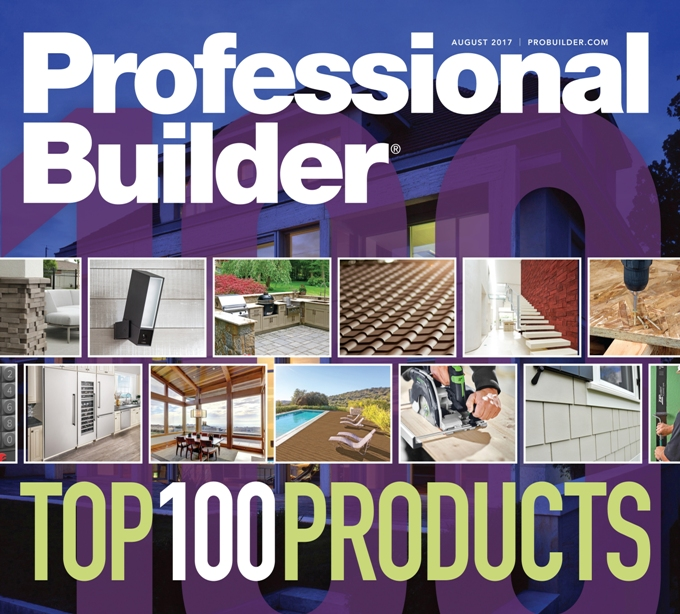 Porous Pave is a Professional Builder Top 100 Product for 2017