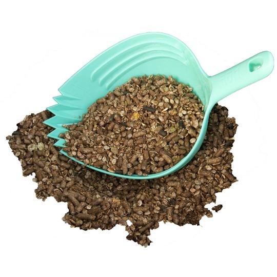 skup feed scoop -aqua w grain