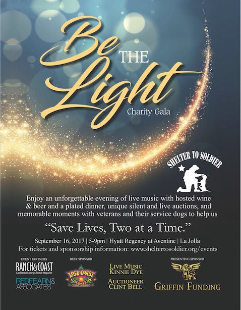 Be the Light STS Gala