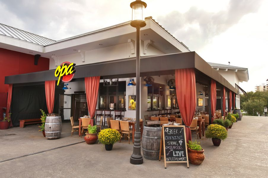 Taverna Opa Orlando - 10 Years of Opa